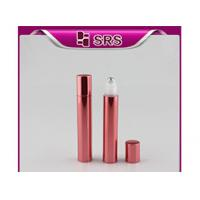 Aluminum roll on bottle with steel ball 8ML color available