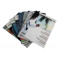 Buy cheap Professional A4 Sport  UV Magazine Printing Services With Glossy Paper product