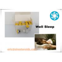 Buy cheap Raw Human Peptides Powder DSIP Delta sleep-inducing peptide For Well Sleep from wholesalers