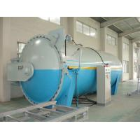 Buy cheap Automatic Laminated Vulcanizing Autoclave Industrial Φ3m , High Efficiency product