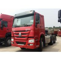 Buy cheap Single Sleeper Cab Single Drive Prime Mover 336HP Diesel Engine Ten Wheels product