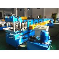 Quality Heavy Duty Upright Roll Forming Machine , Warehouse Storage System Rack Rolling Machine for sale