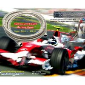 Buy cheap race car High performance hose AN braided racing HOSE product