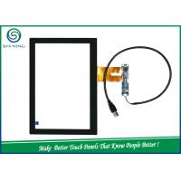 Buy cheap 10.1 Inches Glass To ITO Glass Large Capacitive Touch Screen For MID Smart Appliances product