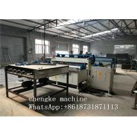 Buy cheap Automatic Wire Mesh Welding Machine Mesh Welder Welding Machine High Automation product
