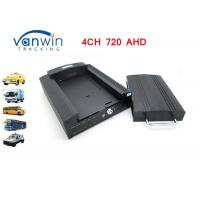 Buy cheap H.264 4 Channel 720P Car DVR from wholesalers