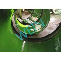 Buy cheap Smooth Surface Di Pipe Class K9 Polyurethane Internal Coating For Sewerage product