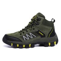 China Women Slip Resistant Hiking Boots Comfortable Customized Logo Available on sale