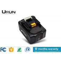 Buy cheap Makita 18v Lithium Battery 3000mAh from wholesalers