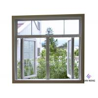 China Aluminum alloy doors and Windows for sound insulation and heat insulation on sale