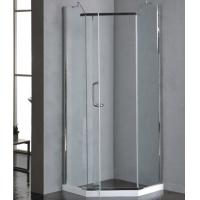 Buy cheap NEO semi frameless custom glass shower door,shower enclosure,enclosed shower cubicles product