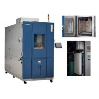 Buy cheap Thermal Cycling Chamber Fan Overheat Anti - dry Rapid Rate With Fire Resistant Design product