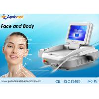 Buy cheap FDA cleared technology - HIFU for facial anti aging and body suclpture from wholesalers
