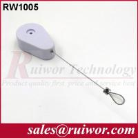 Buy cheap Equipment Counterbalancing Display Security Tether With Drop Shaped from wholesalers