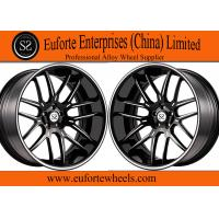 Buy cheap Personalized forged 18-22 inch aluminum alloy wheels,aftermarket wheels fo Porsche 911, Cayenne,Panamera product