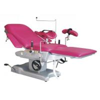 Buy cheap Medical Gynecological Anti Rust Steel Structure Hydraulic Obstetrics Table product