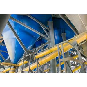 Buy cheap SANKON Compact Structure 380V Cement Screw Conveyor product