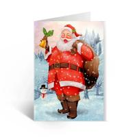 Buy cheap Happy Birthday Lenticular Greeting Cards / Colored 3D Lenticular Card product
