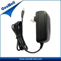 Buy cheap wall mount type cenwell ac dc power adapter 12v2a cctv power product