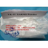 Buy cheap YK11 SARM Steroids Hormone Powder Natural Supplement For Athletes product
