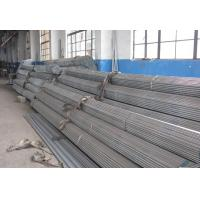 Buy cheap Electrical Resistance Welded Galvanized Water Pipe / Galvanized Iron Pipe GB/T3091-2008 product