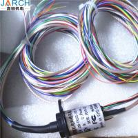 Buy cheap 18 Channel 2A Transmission signal Capsule Slip Ring with 1 channel HDMI slipring from wholesalers