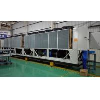 Buy cheap 1006 Kw stable Running Powerful Energy-Saving  Air Cooled Screw Chiller product