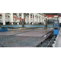 Buy cheap Precision CNC Plasma Cutting Machine Accurate 13000mm With Servo Motor product