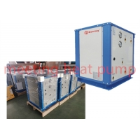 Buy cheap Meeting Mds20d 7KW Water Source Heat Pump, Water To Water Heat Pump Household Heating System product