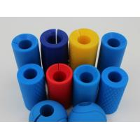 Buy cheap Silicone Rubber Foam Handle Grips / Foam Bike Handlebar Grips Strong Wear Resistance product