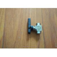 Buy cheap Polyurethane Sprayer Replacement Parts 2 Way Ball Valve Ce Certificated product