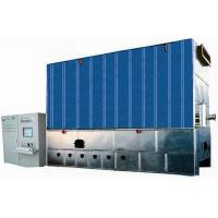 Vertical Thermal Coal / Gas / Oil Fired Boiler High Efficiency , Box Type