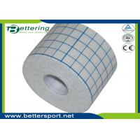 Buy cheap Medi-Fix Hypoallergenic Spunlanced Non Woven Adhesive Wound Dressing Tape Roll Fixing underwrap tape 5cm product