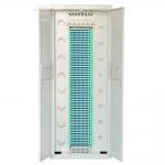 Buy cheap ODF Patch Panel Parameter Adaptor Type Duplex SC , Duplex LC Capacity 12,24,48,72,96,648,720 Fibers product