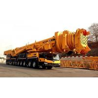 Buy cheap Heavy Construction Machinery RT80 80 Ton All Wheel Drive Big Rough Terrain Tractor Crane product