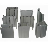 Buy cheap 6063 Aluminum Curtain Walling Systems For Residential Buildings product