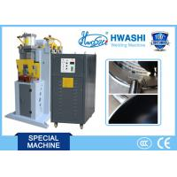 Buy cheap 18KVA Capacitor Discharge Welding Machine , Non-stick Cookware Projection Welding Machine product
