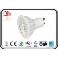 Buy cheap commercial AC230V GU10 Indoor LED Spotlight 3000K 80Ra , 6 W ceiling led spotlights product