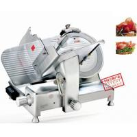 China Luxurious Electric Meat Slicer Blade Diameter 385mm Seafood Processing Equipment on sale