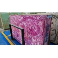 Buy cheap Violet onyx translucent panels product