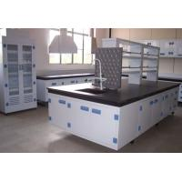 Buy cheap Polypropylene Full Structure Welded Lab Table Work Bench Lab Furniture product