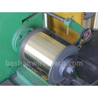 Buy cheap factory direct supply  Cu60%,Zn40%  0.01~0.30mm EDM brass wire for cutting product