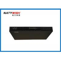 Buy cheap 512Gbps OLT Optical Line Terminal , 2 * 10G Uplink Ports 16 PON Ports OLT Device product