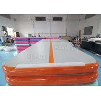 Buy cheap 10ft Drop Stitch Material Inflatable Gymnastics Air Tumbling Track product