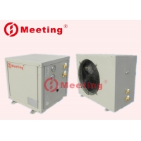 Buy cheap For household use DC inverter Heating and cooling air energy heat pump 12KW product