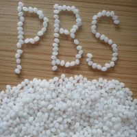 Buy cheap ISO 1.25g/cm3 Biodegradable Resins PBS Polybutylene Succinate Pellets For Package product