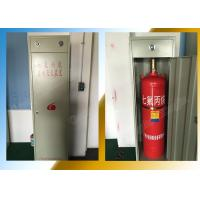 Buy cheap Clean Agent System Fm200 Portable Fire Extinguisher Single Zone Control from wholesalers