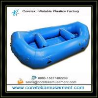 inflatable plastic banana boat