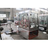 Buy cheap Commercial Filling Capping And Labeling Machine 5 Gallon Water Liquid Filling product