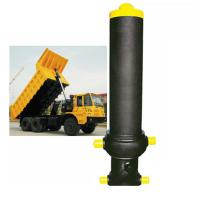 China Custom Single Acting Hydraulic Cylinder Stage Telescopic Lifting Dumper Tipper on sale
